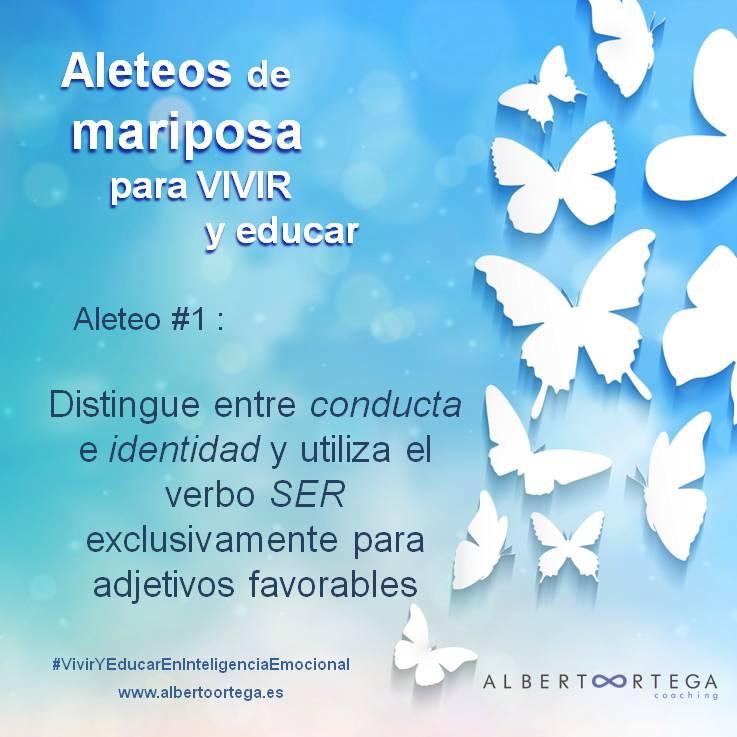 Aleteos de mariposa 1_Alberto Ortega_Vivir y educar en inteligencia emocional