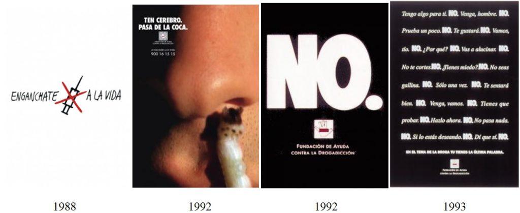 Campañas FAD 1988 a 1993